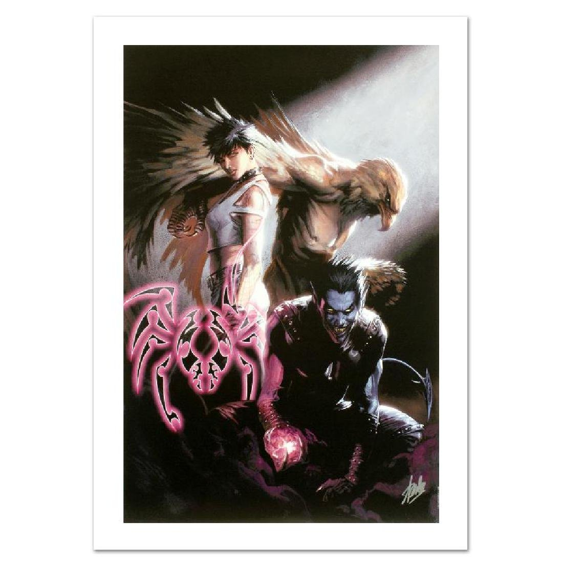 """""""Ultimate X-Men #95"""" Limited Edition Giclee on Canvas"""