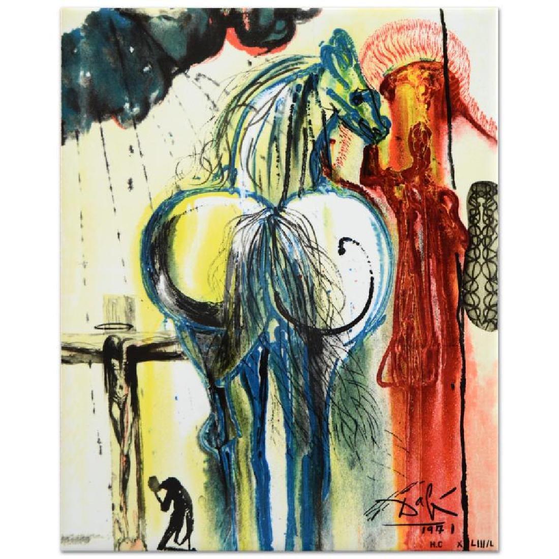 "Salvador Dali (1904-1989) - ""The Centurion"" SOLD OUT"