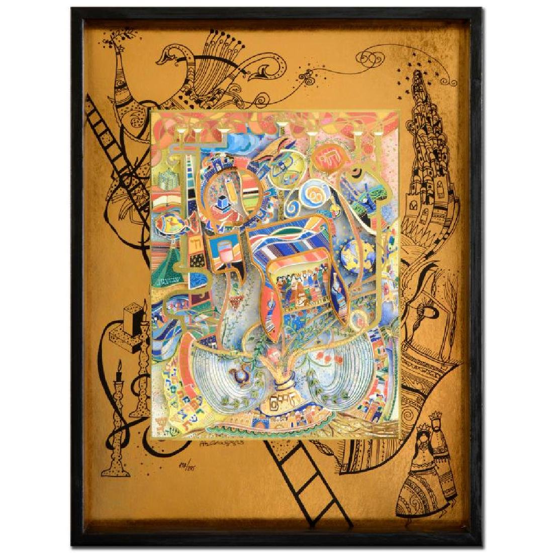 """Raphael Abecassis - """"Circle Of Life II"""" Limited Edition"""
