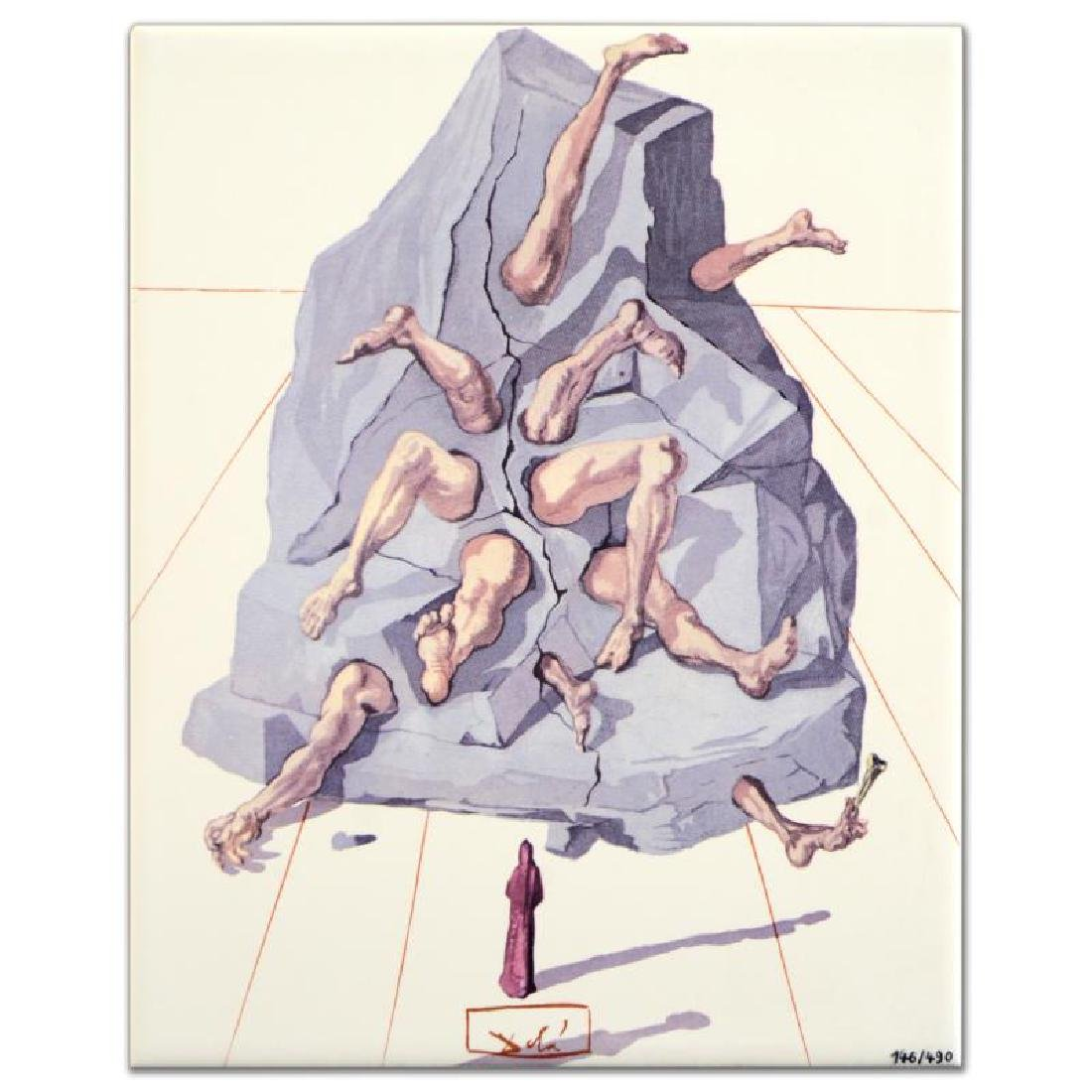 "Salvador Dali (1904-1989) - ""The Simonists"" SOLD OUT"