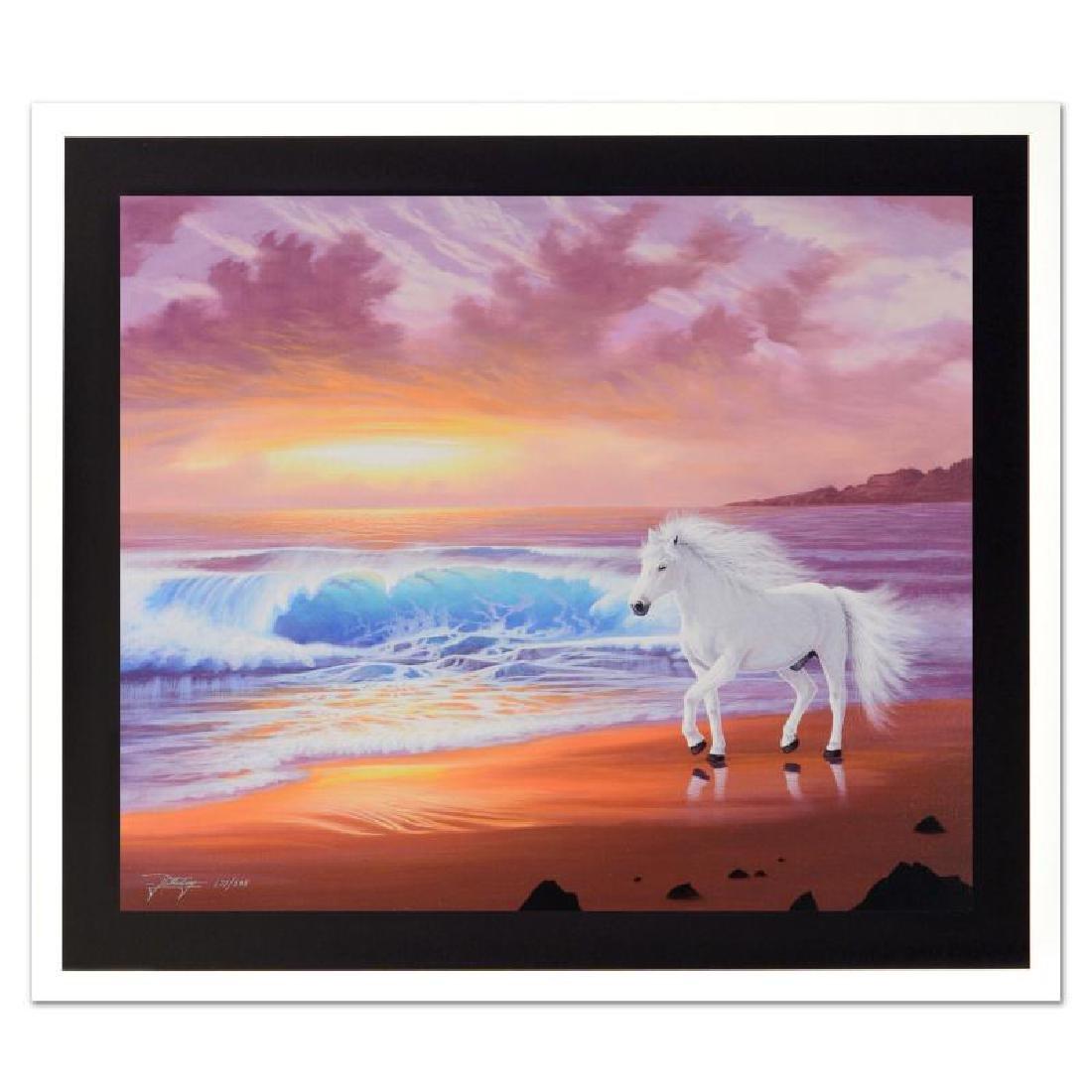 "Jon Rattenbury - ""Shores of Grace"" Limited Edition"