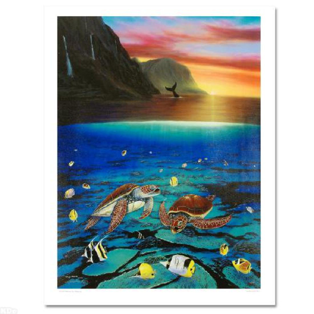 """""""Ancient Mariner"""" Limited Edition Giclee on Canvas (30"""""""
