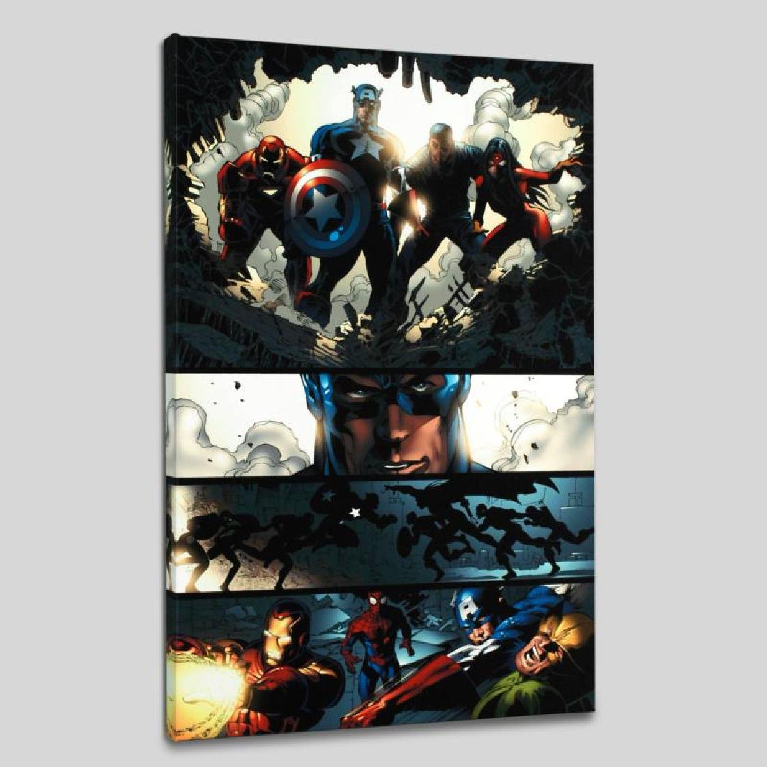 """""""Amazing Spider-Man #523"""" LIMITED EDITION Giclee on"""