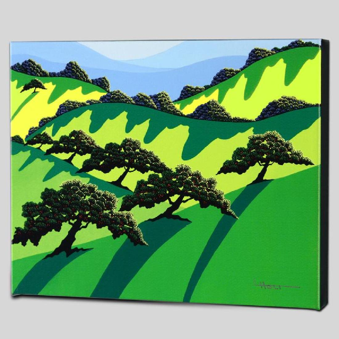 """A Gathering of Trees"" Limited Edition Giclee on Canvas"