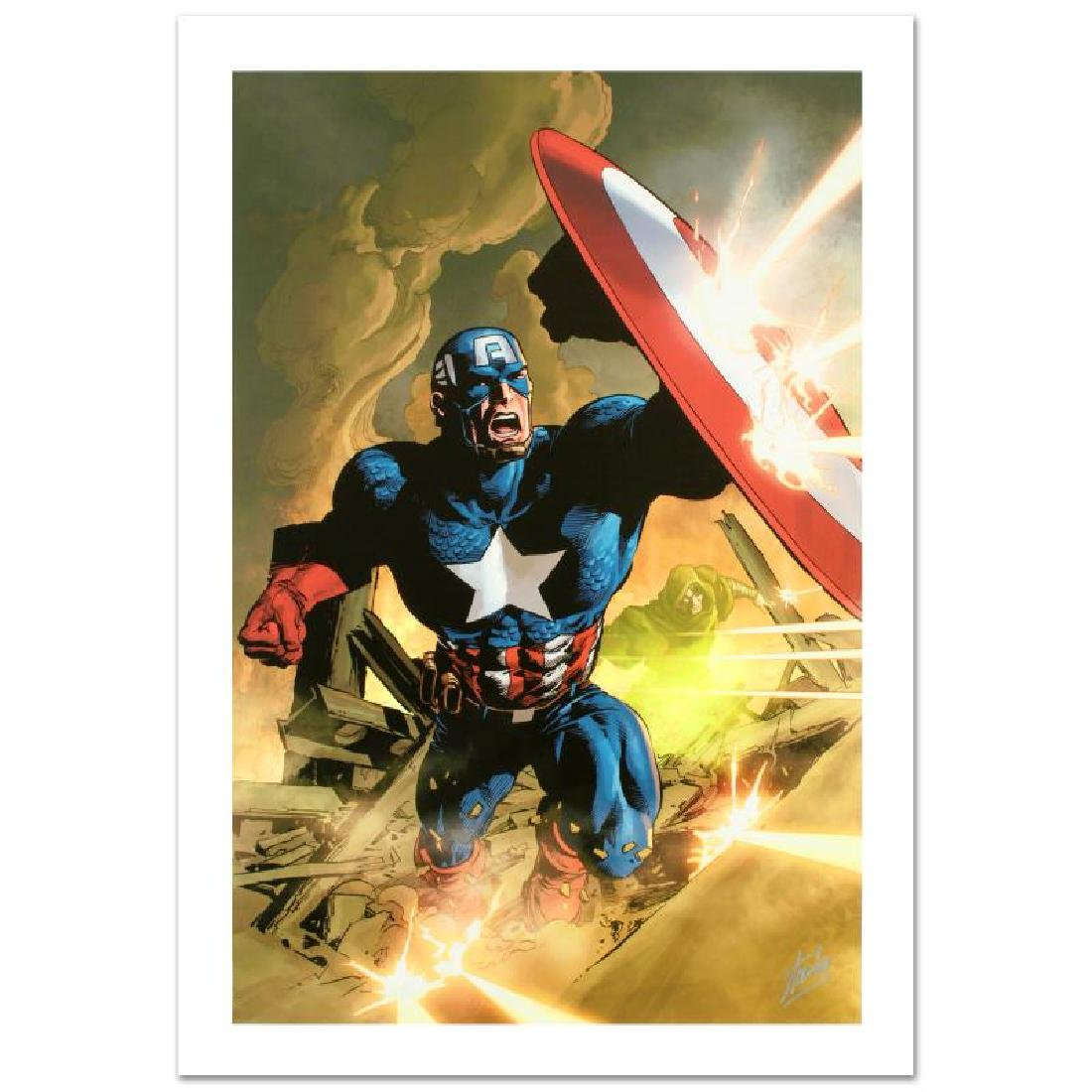 """Secret Avenger #12"" Limited Edition Giclee on Canvas"