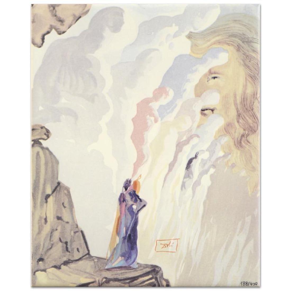 "Salvador Dali (1904-1989) - ""The Beauty of Sculptures"""