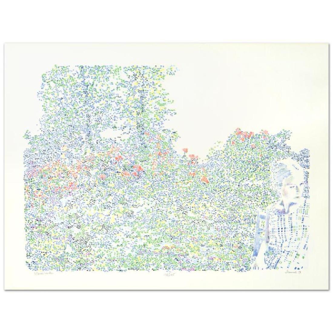 "Traudi Flaxman - ""Marie's Garden"" Limited Edition"