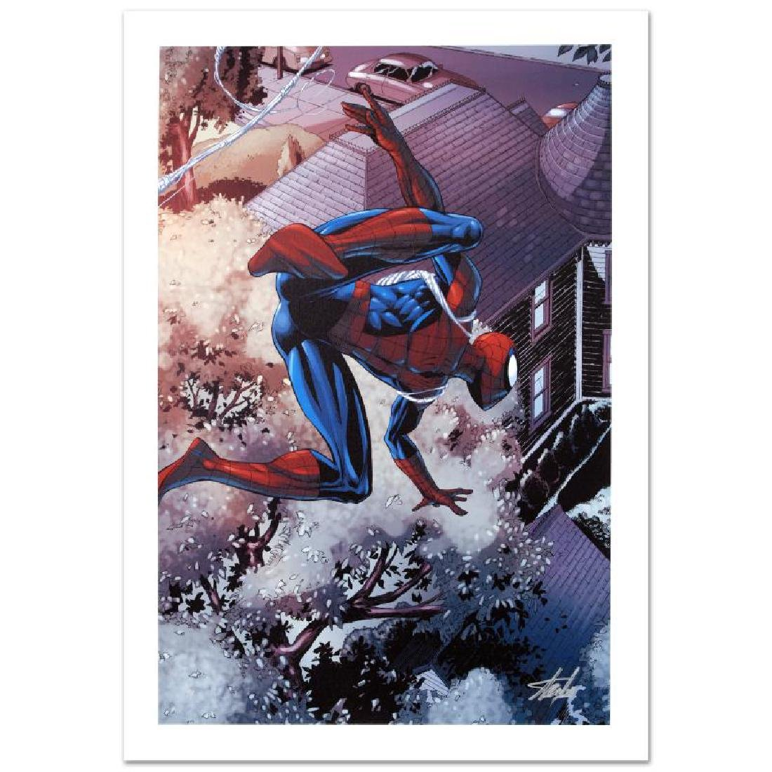 """""""The Amazing Spider-Man Family #7"""" Limited Edition"""