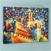 """David's Citadel"" LIMITED EDITION Giclee on Canvas by"