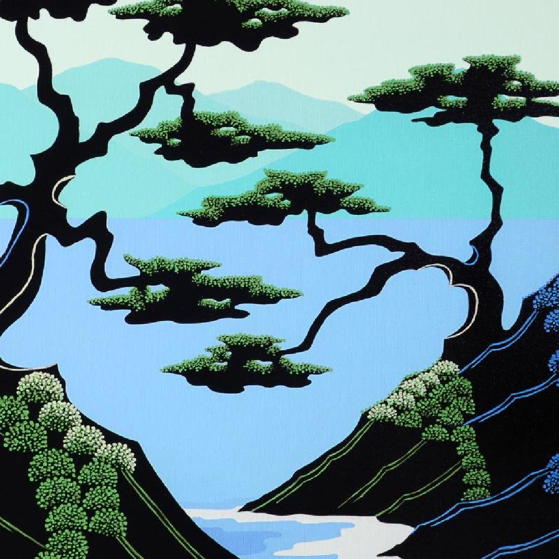 """""""Secret Cove"""" Limited Edition Giclee on Canvas by - 3"""