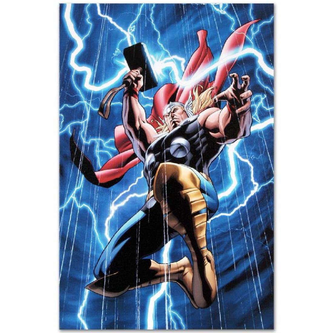 """""""Marvel Adventures: Super Heroes #2"""" LIMITED EDITION - 6"""