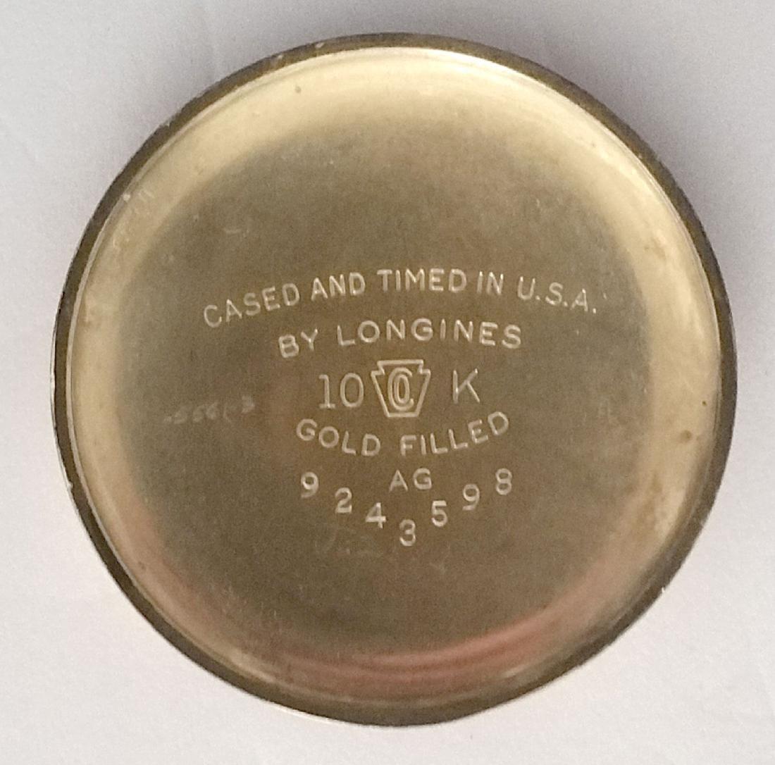Vintage Pre WW2 Longines Weems Pilots Watch - 2