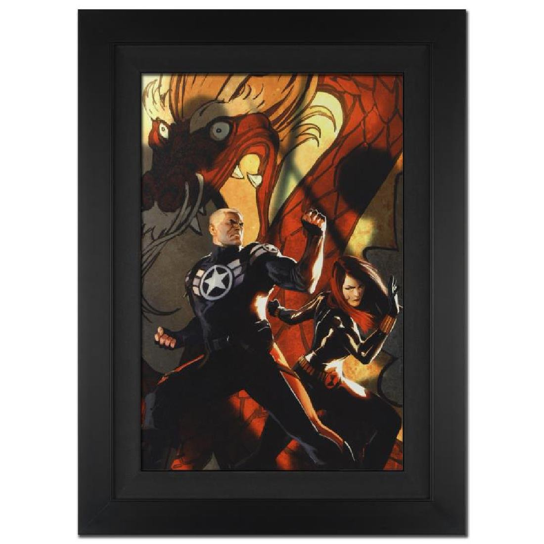 """Secret Avengers #6"" Extremely Limited Edition Giclee"