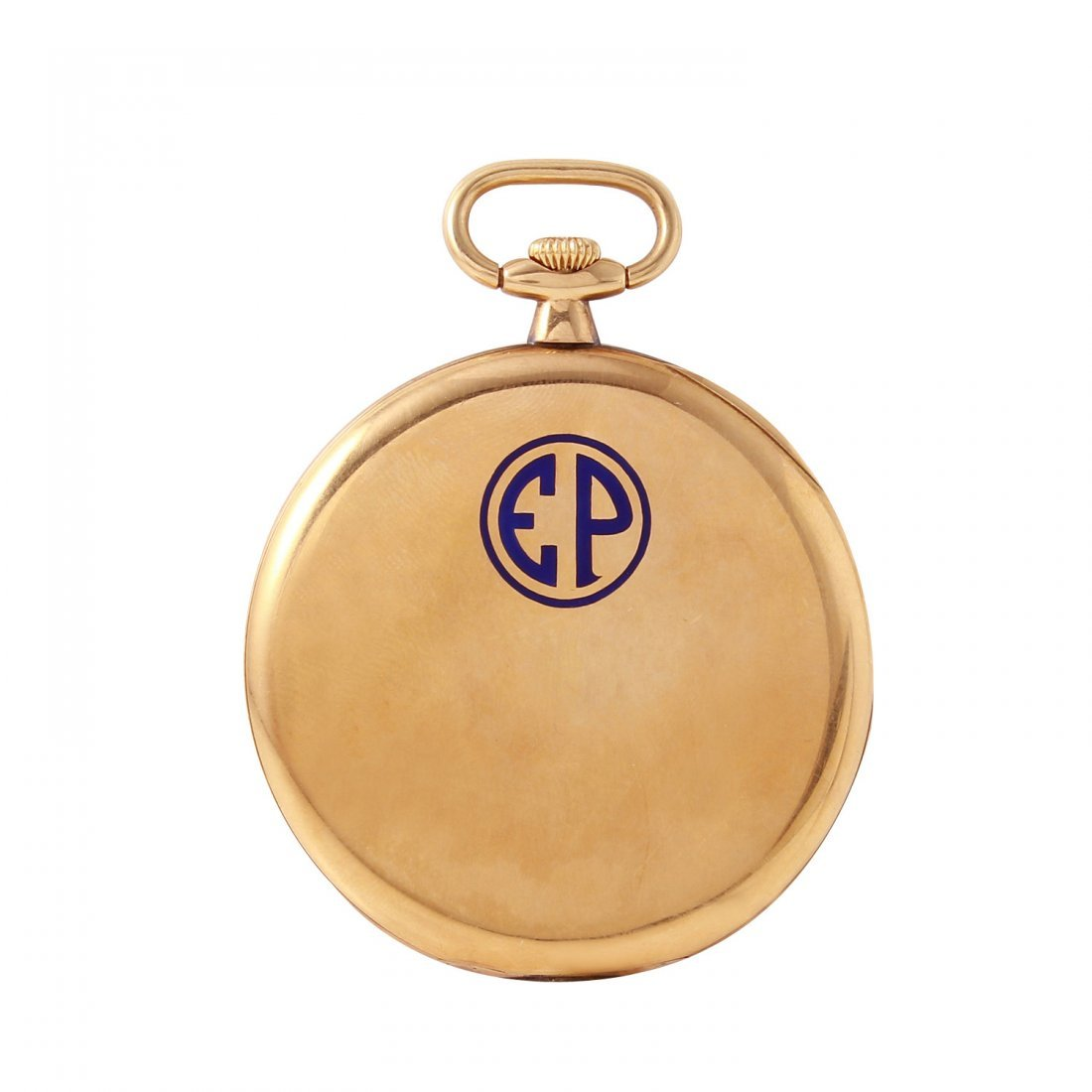 J.E. Caldwell 14KT Gold with Ed Koehn Movement Pocket - 2