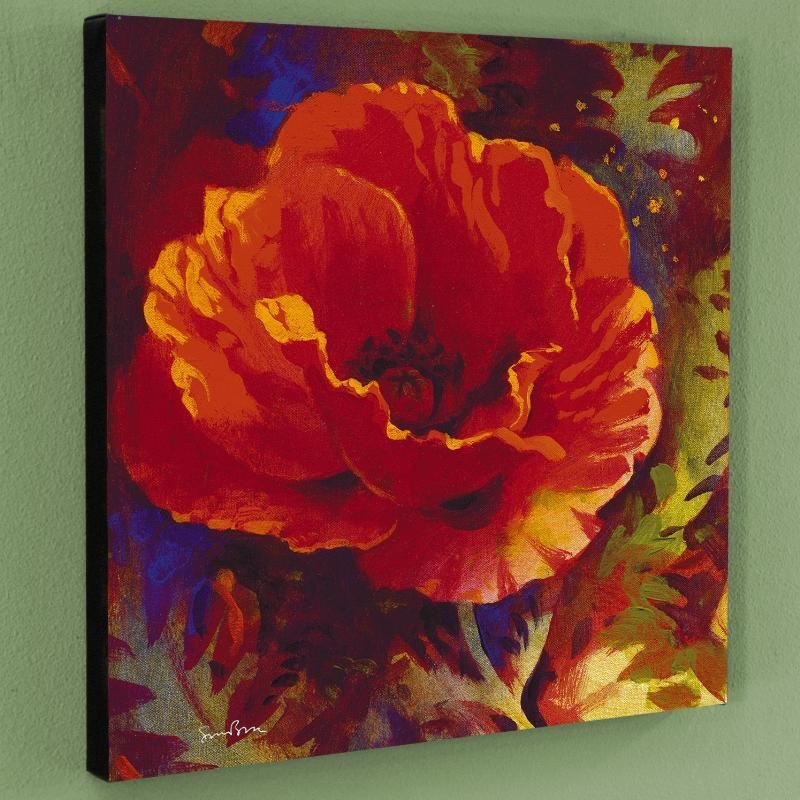 """""""Bright Morning Dew"""" Limited Edition Giclee on Canvas"""