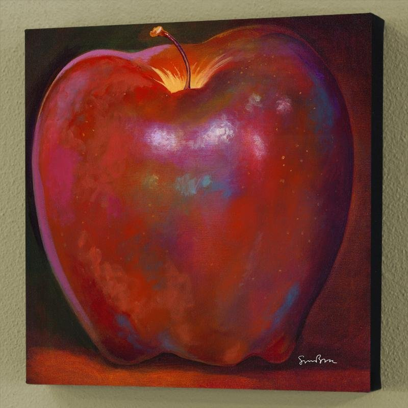 """""""Apple Wood Reflections"""" Limited Edition Giclee on"""