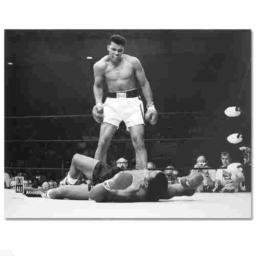 """Muhammad Ali! Licensed Photograph (40"""" x 30"""") of the"""