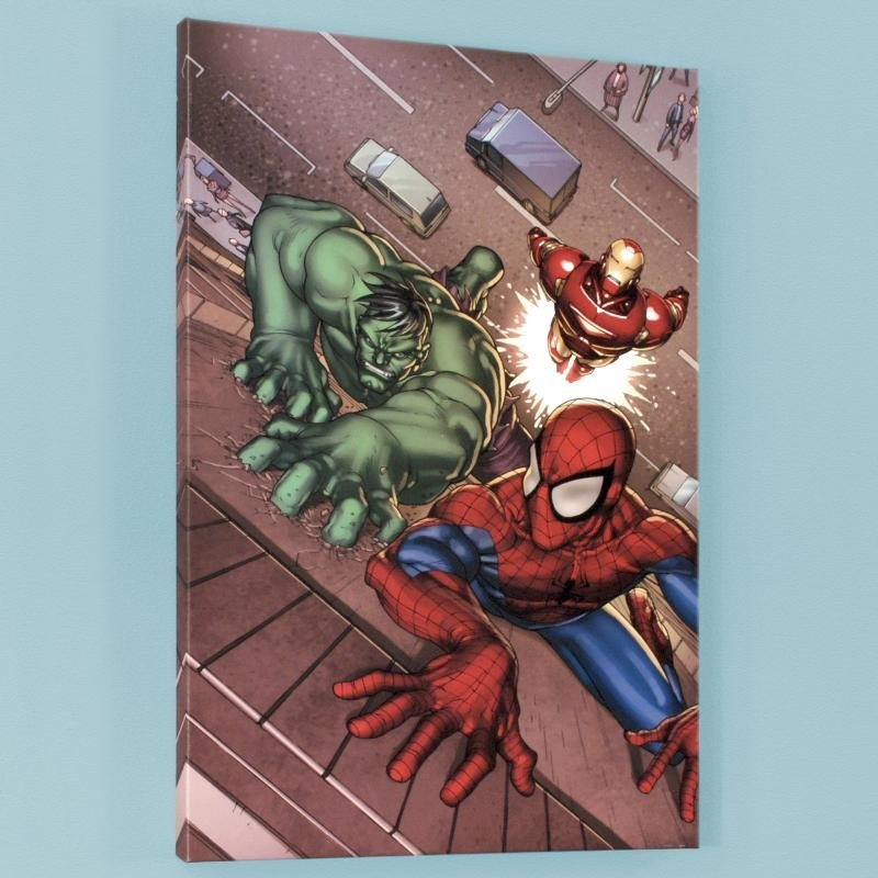 """""""Marvel Adventures: Super Heroes #3"""" Limited Edition"""