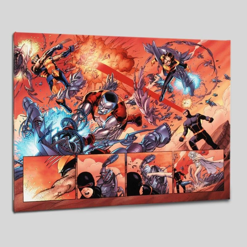 """Astonishing X-Men N12"" Limited Edition Giclee on"
