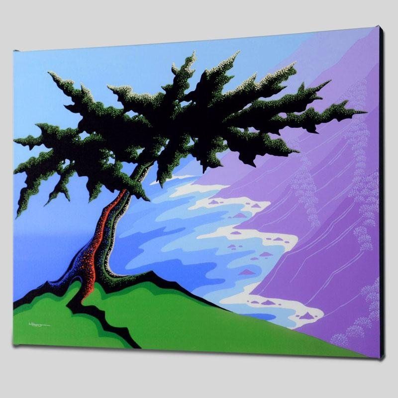 """Cypress Point"" Limited Edition Giclee on Canvas by"