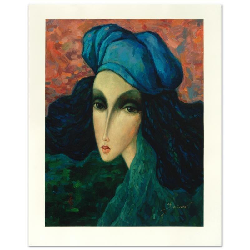 Legendary Russian Artist Sergey Smirnov (1953-2006)!