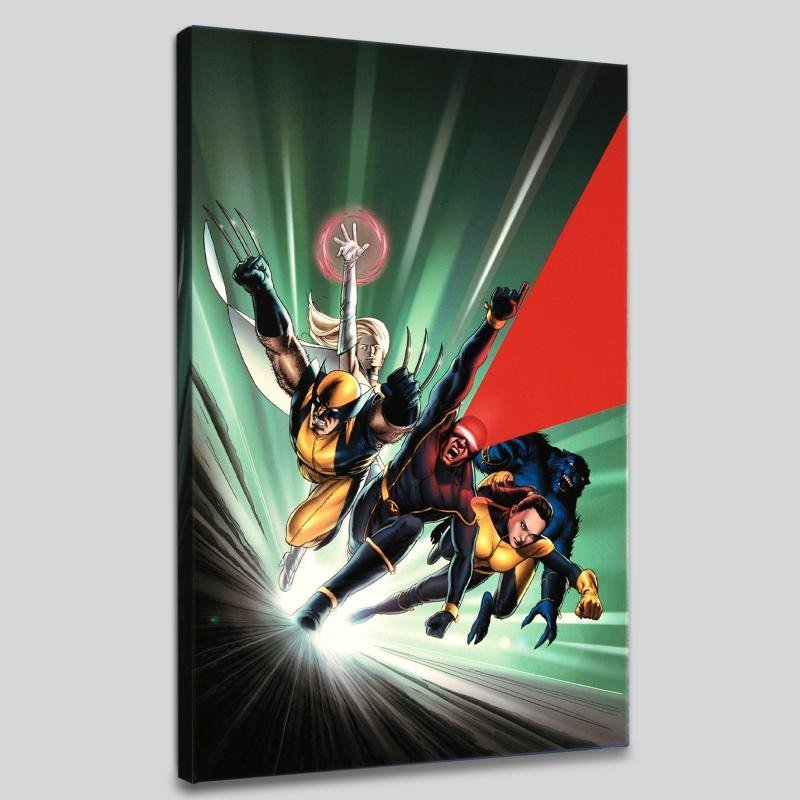 """""""Astonishing X-Men #1"""" Limited Edition Giclee on Canvas"""