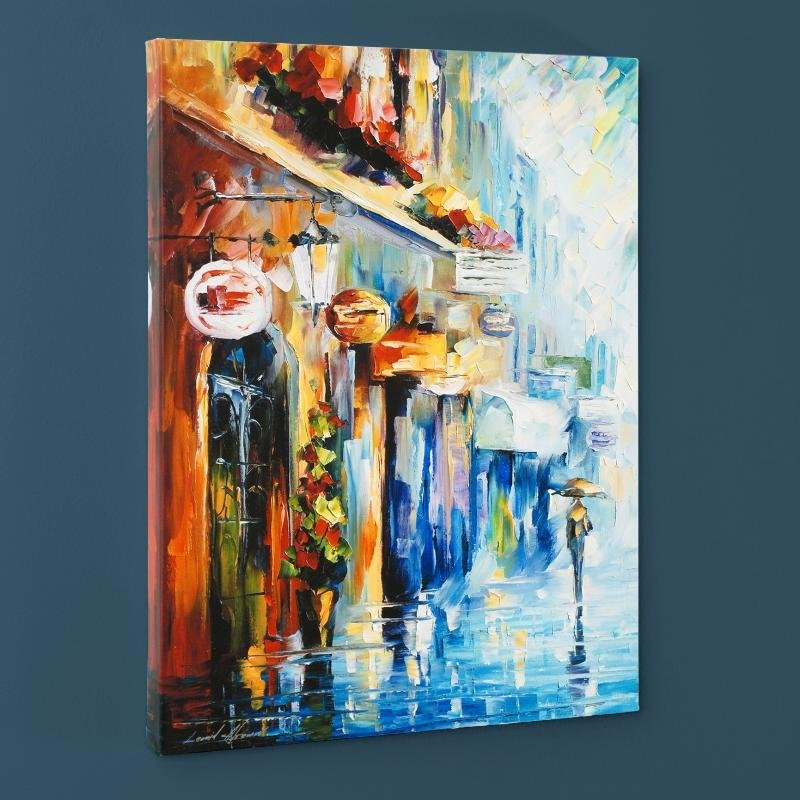 """""""By the Light"""" LIMITED EDITION Giclee on Canvas by"""