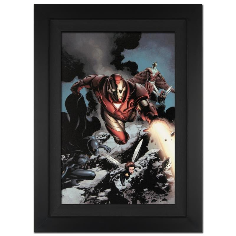 """""""Iron Man #85"""" Extremely Limited Edition Giclee on"""
