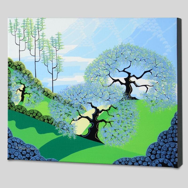 """""""Spring"""" Limited Edition Giclee on Canvas by Larissa"""