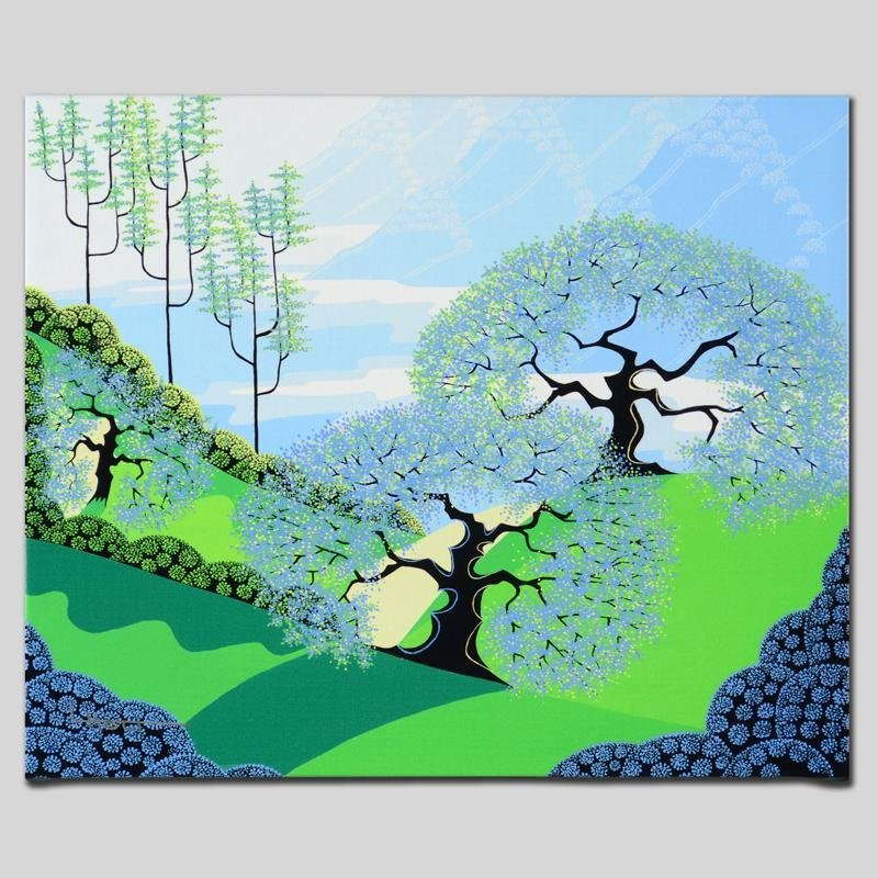 """""""Spring"""" Limited Edition Giclee on Canvas by Larissa - 3"""