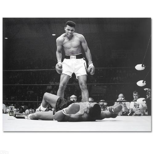 "Muhammad Ali! Licensed Photograph (40"" x 30"") of the"