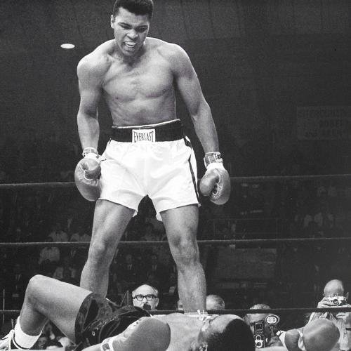 "Muhammad Ali! Licensed Photograph (40"" x 30"") of the - 2"