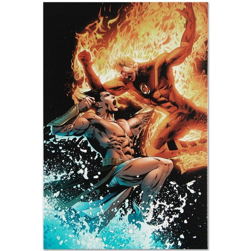 """""""Ultimate Fantastic Four #26"""" Limited Edition Giclee on - 3"""