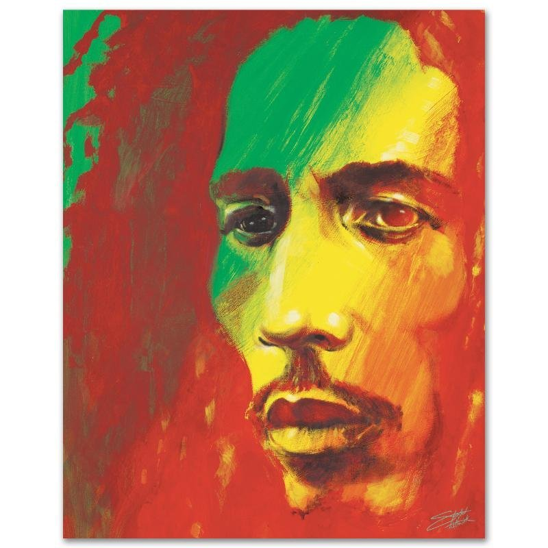"""""""The Soldier"""" LIMITED EDITION Giclee on Canvas by - 3"""