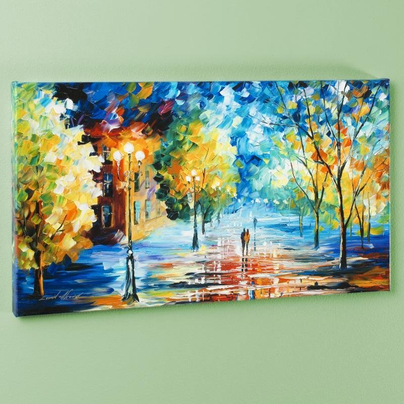 """""""Expansive Canopy"""" LIMITED EDITION Giclee on Canvas by"""