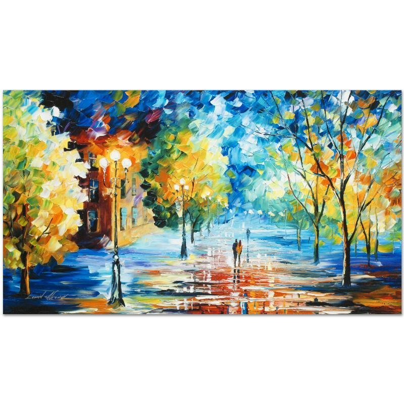 """""""Expansive Canopy"""" LIMITED EDITION Giclee on Canvas by - 3"""