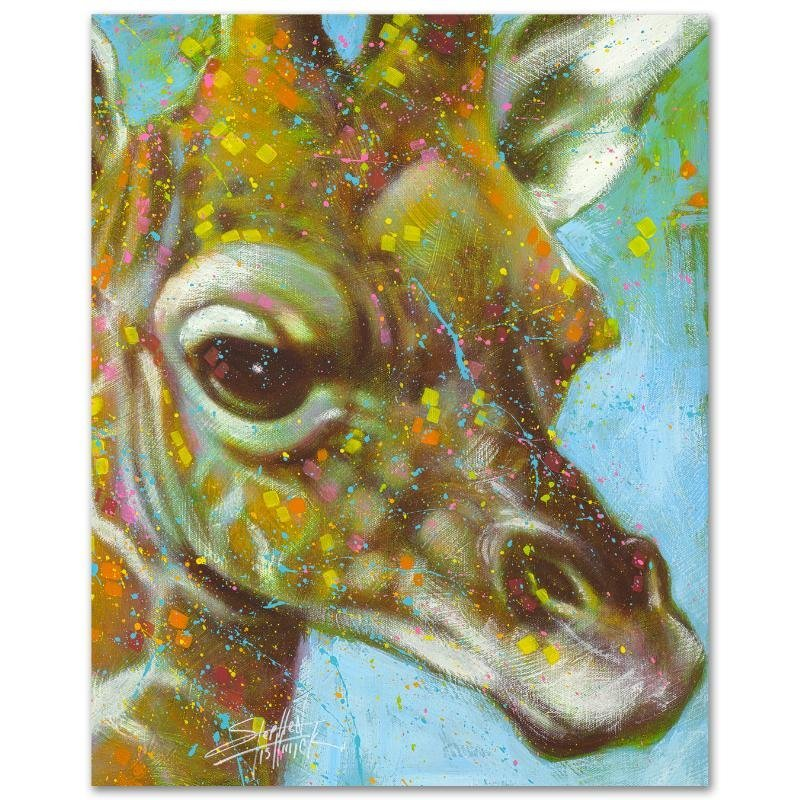 """""""Heightened Alert"""" LIMITED EDITION Giclee on Canvas by - 3"""