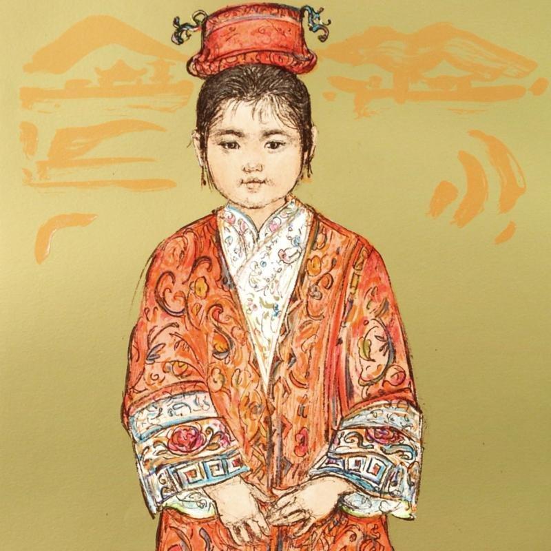 """Sun Ming Tsai of Beijing"" Limited Edition Lithograph - 2"