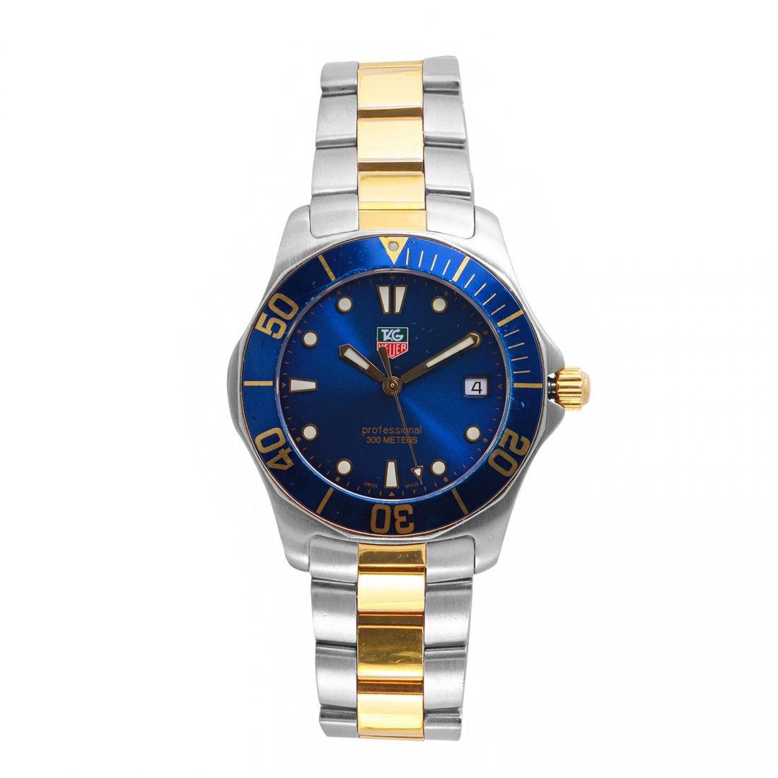 Men's Aquaracer Tag Heuer Two Tone Watch