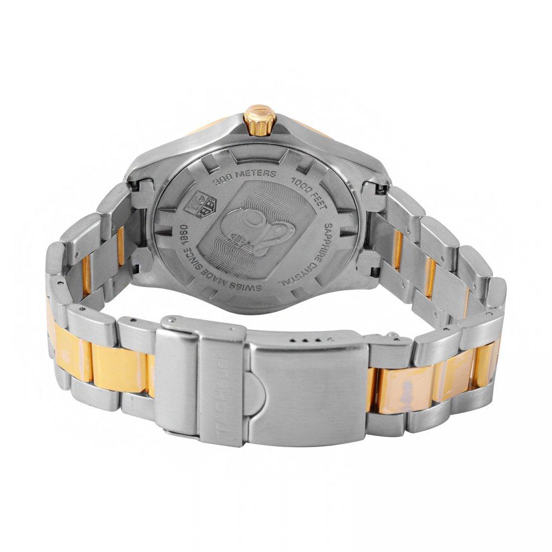 Men's Aquaracer Tag Heuer Two Tone Watch - 3