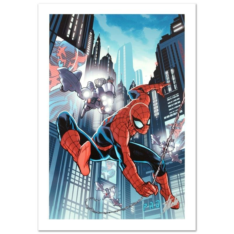 """Timestorm 2009/2099: Spider-Man One-Shot #1"" Limited"
