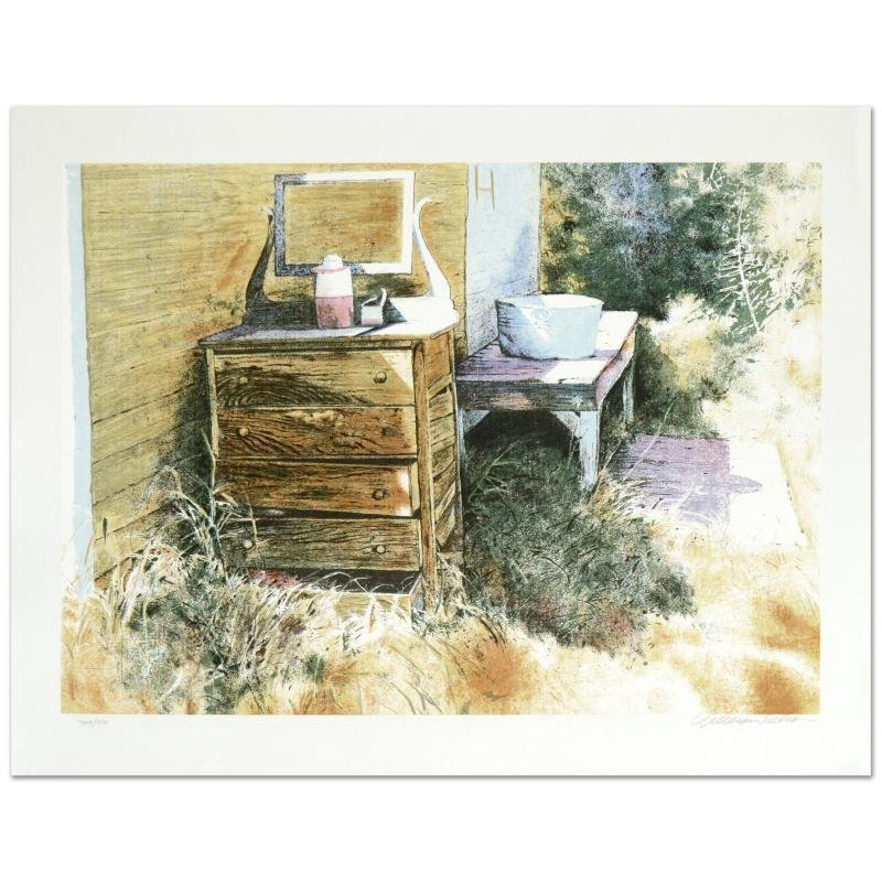 """William Nelson - """"Still Life by Shack"""" Limited Edition"""