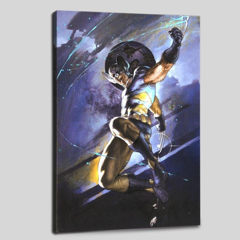 """""""Uncanny X-Men #539"""" Limited Edition Giclee on Canvas"""