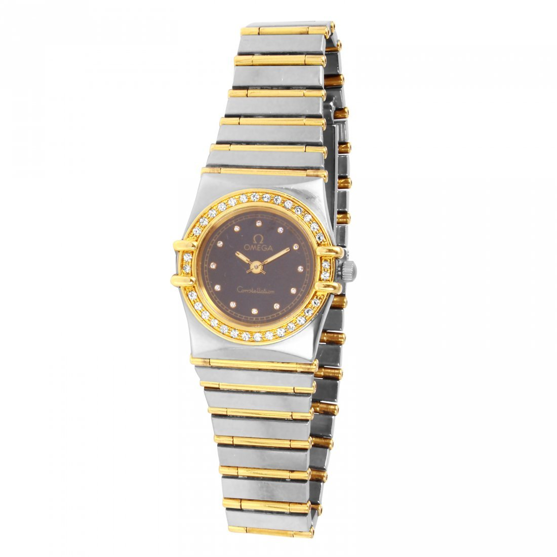 14KT Gold Omega Constellation Watch