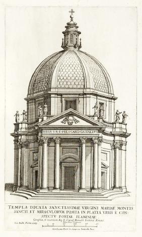 SANTA MARIA AI MONTI CHURCH IN ROME |  SANTA MARIA AI