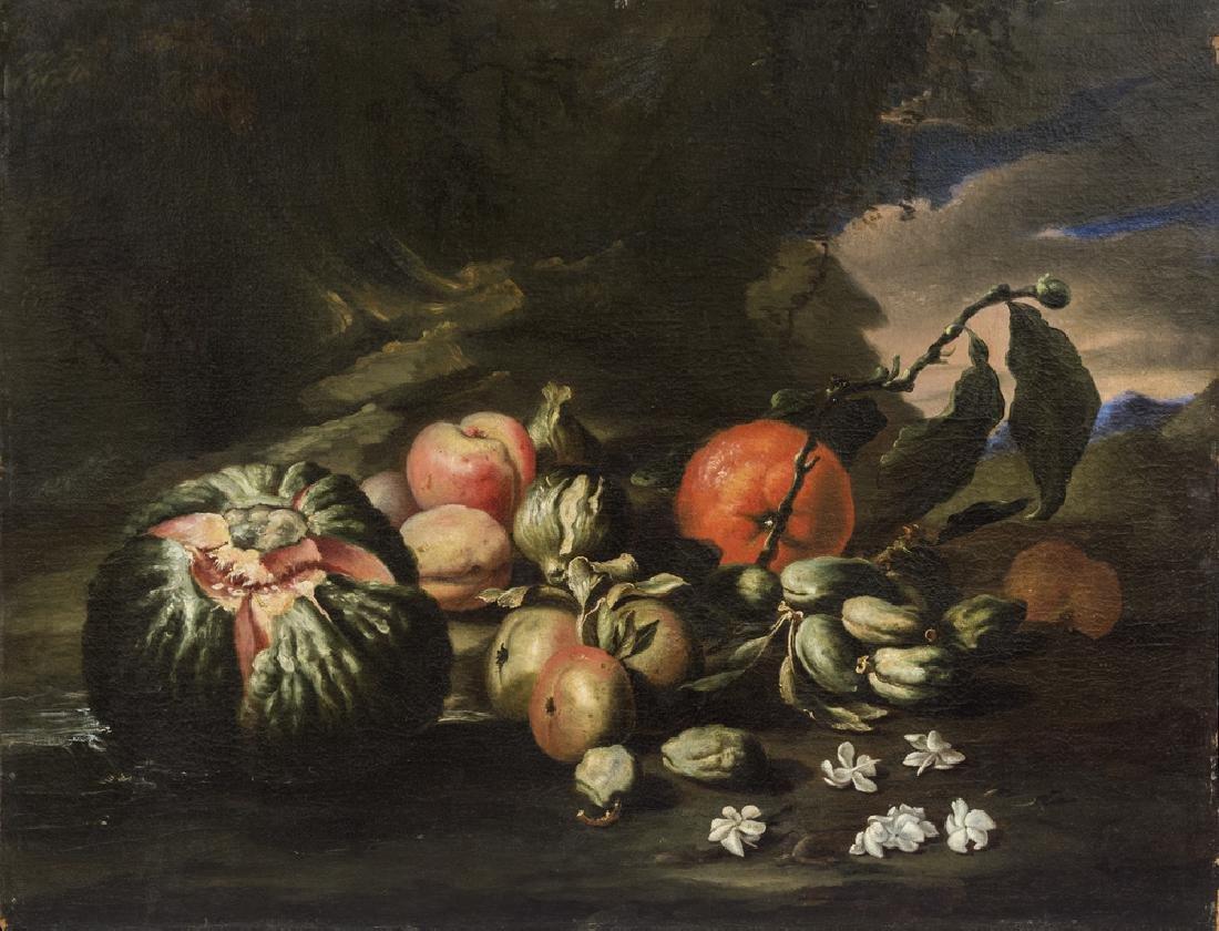 GIOVANNI PAOLO CASTELLI, DETTO SPADINO ROMA 1659-ROMA