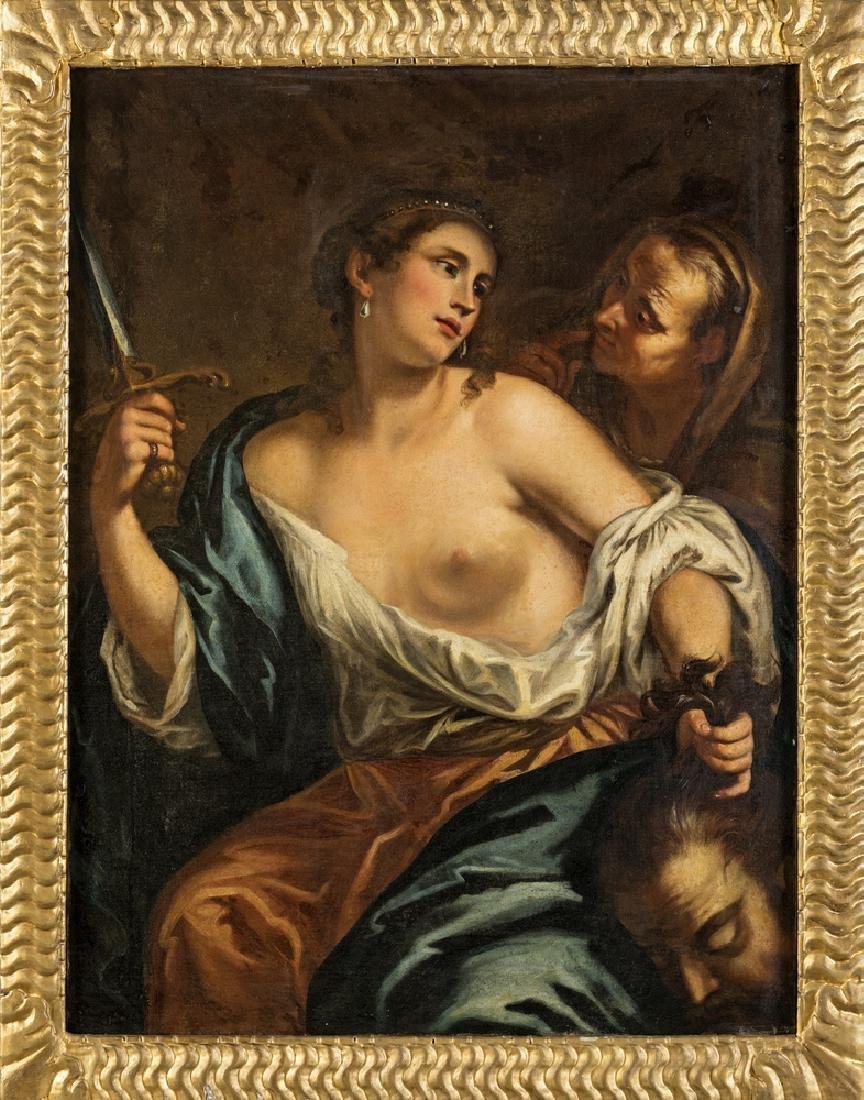 Antonio Molinari (Venezia 1655-Venezia 1704) GIUDITTA