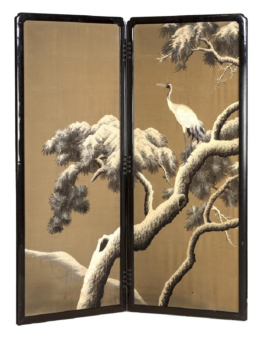 CHINESE SCREEN | PARAVENTO