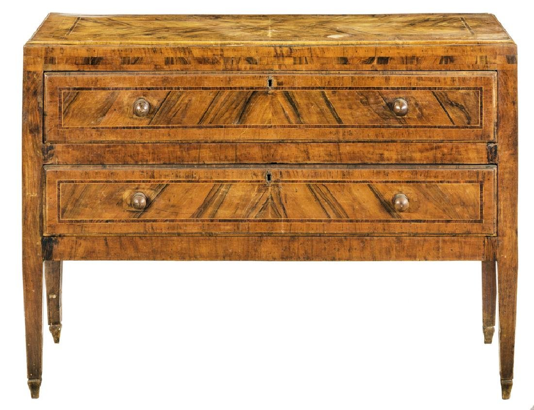 CHEST OF DRAWER | CASSETTONE