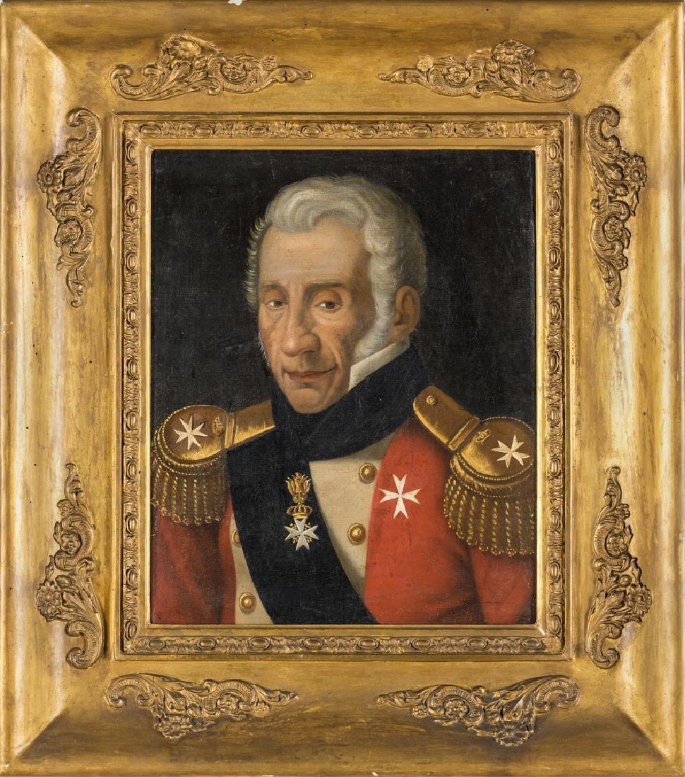 Painter of the XIXth century PORTRAIT | RITRATTO